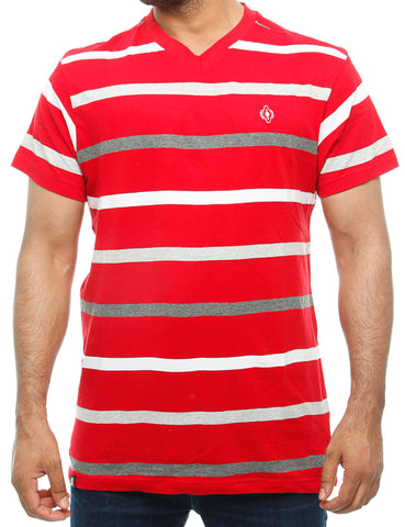 Akademiks MONARCH T-Shirt A26TE01 Red