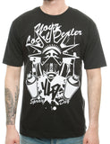 YLD Spray Day  T-Shirt  YLD16-001 Black