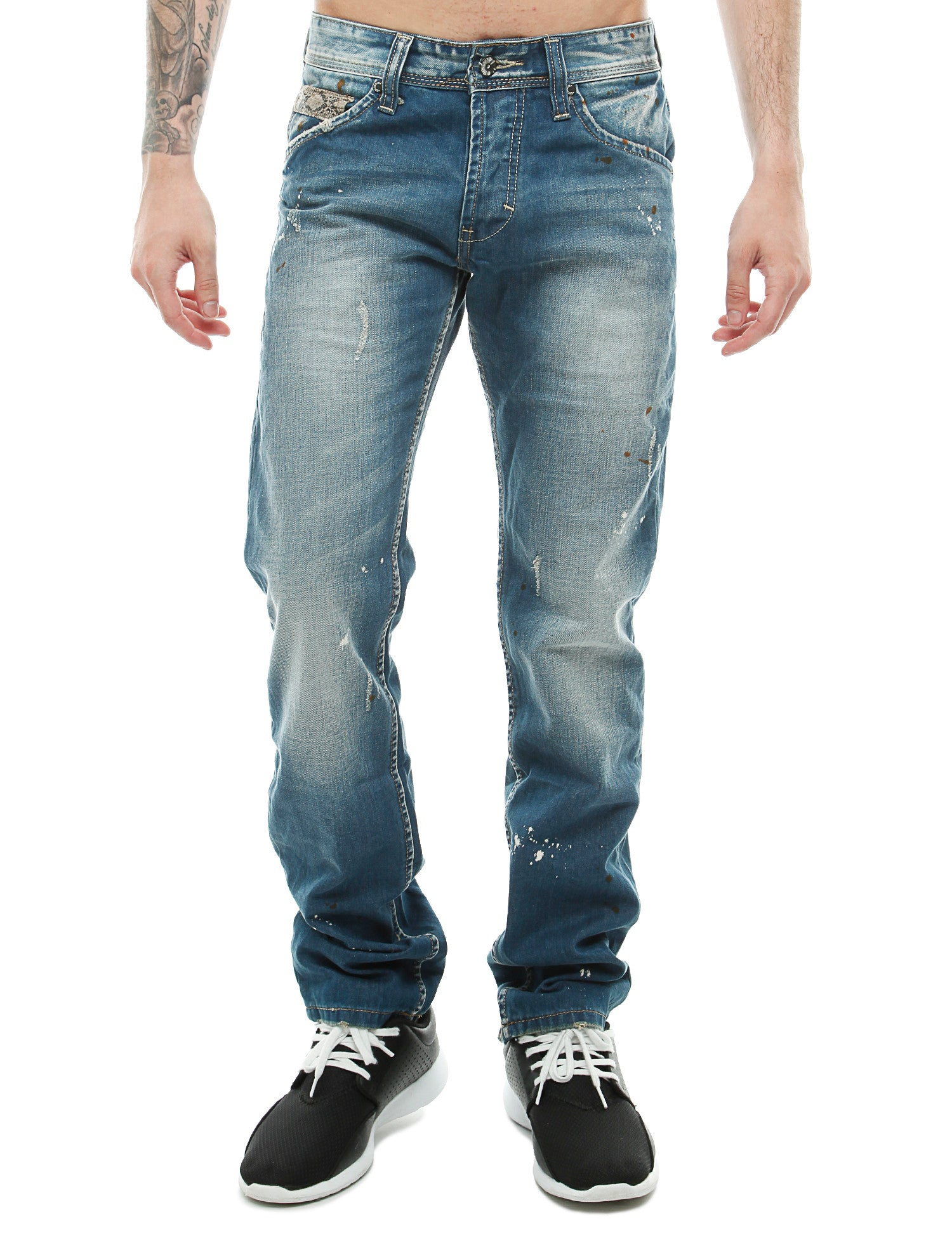 GOV Denim Jeans VD-3258 Indigo Blue