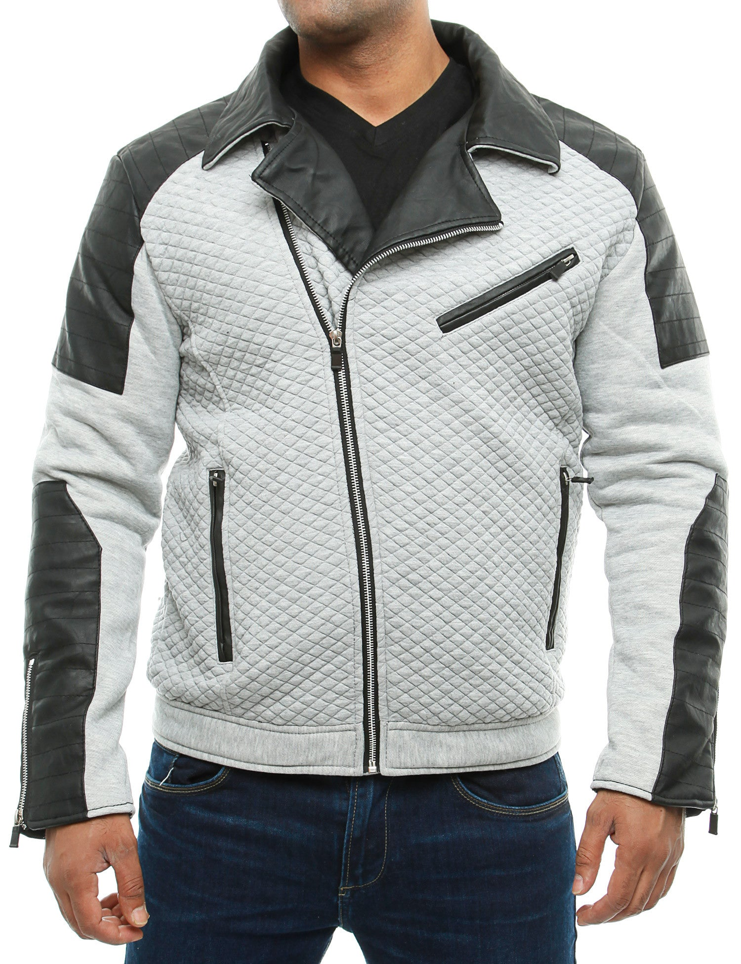 Just Way Jacket 66802 Grey