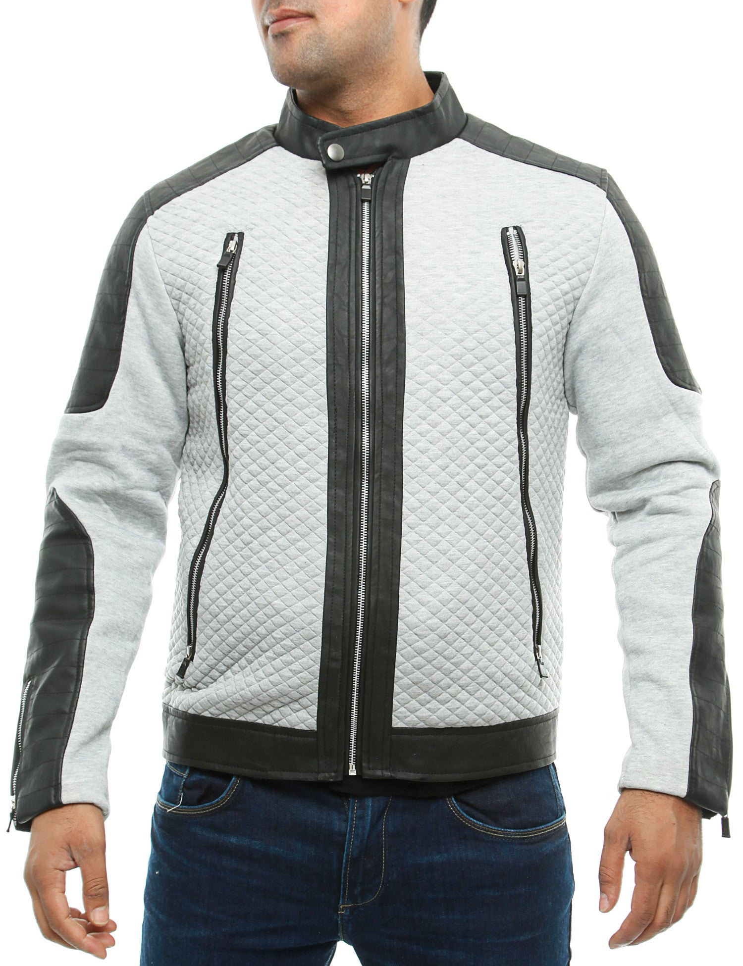 Just Way Jacket 66805 Grey