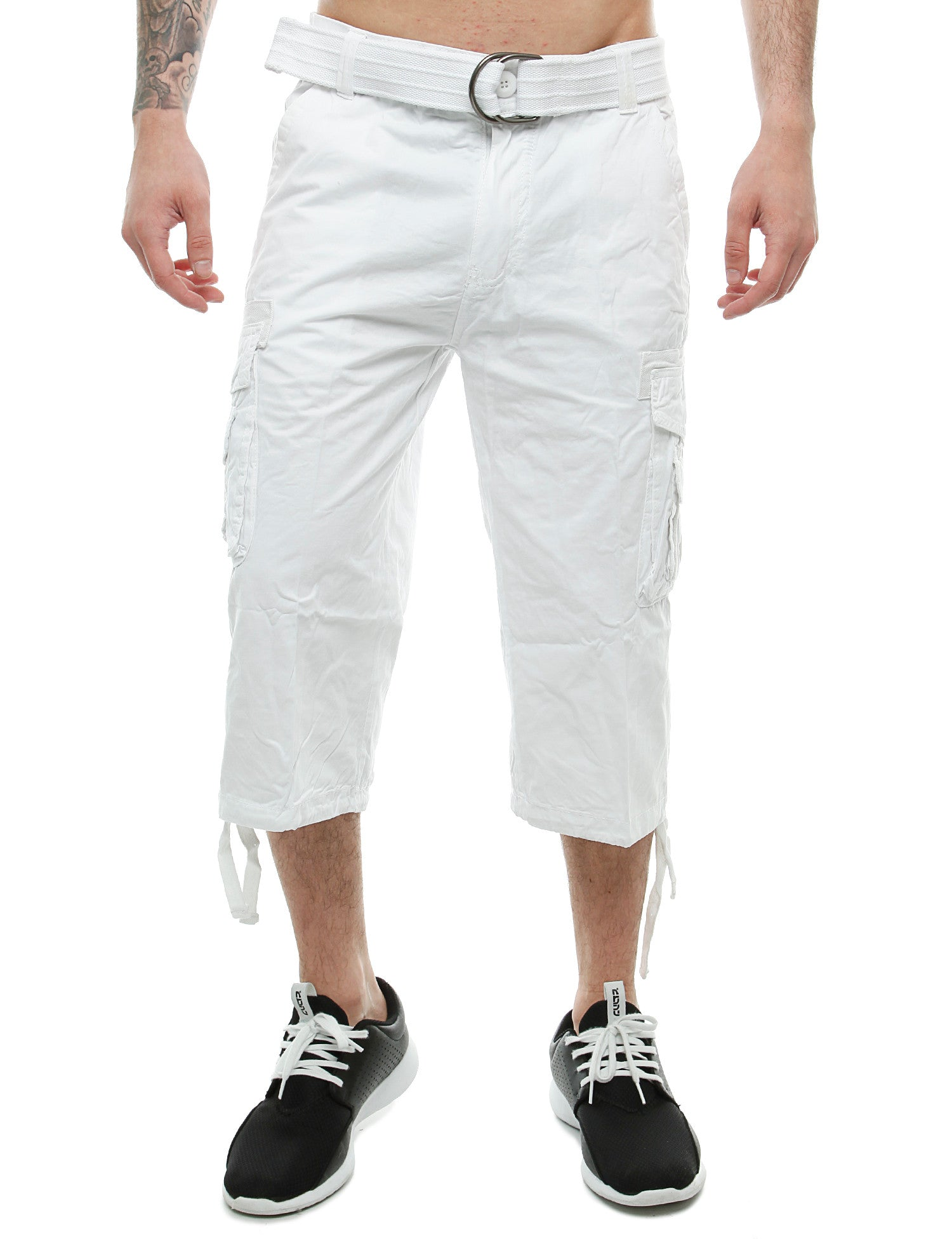 Korex Shorts CBC731  White