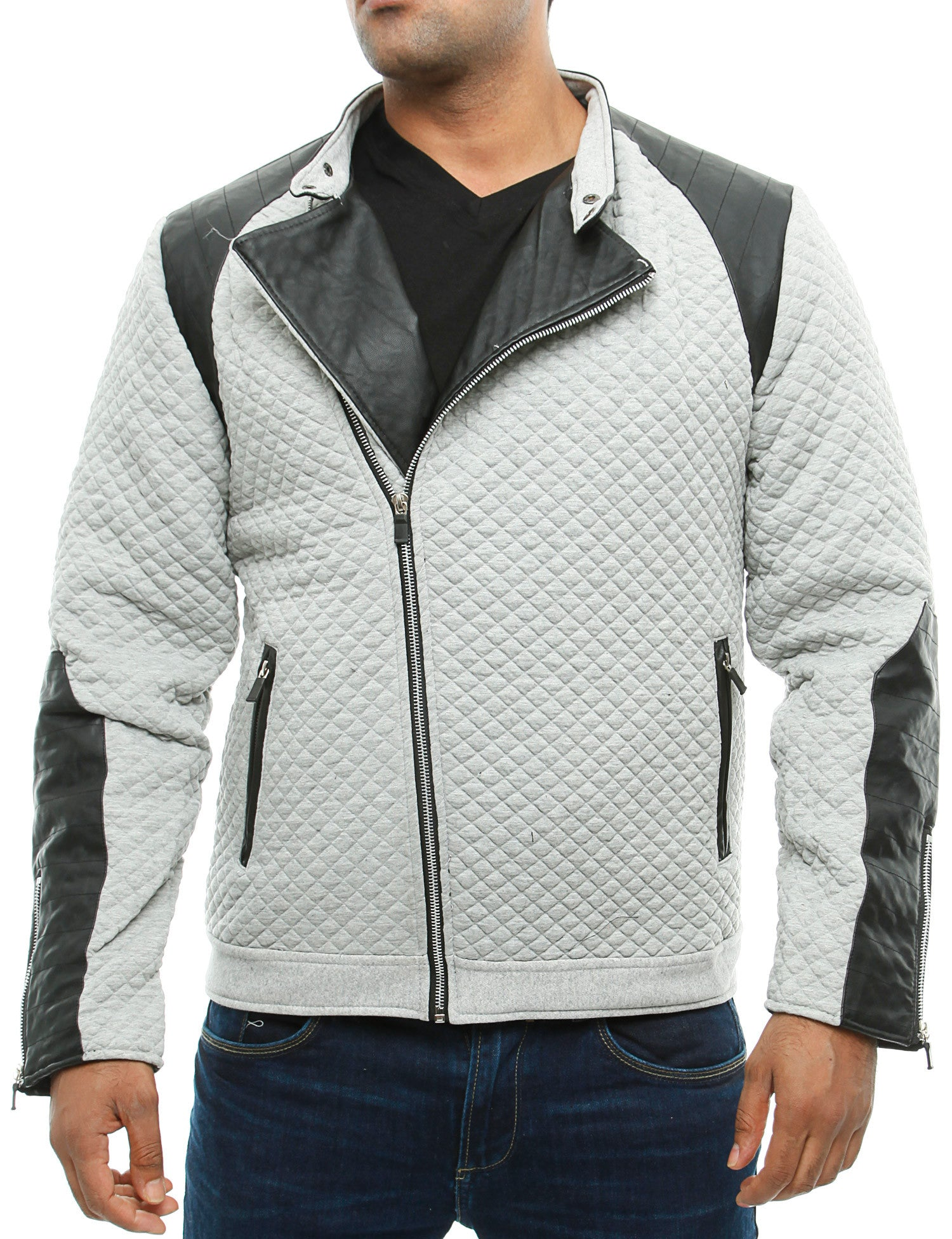 GOV Denim Jacket 5515 Grey