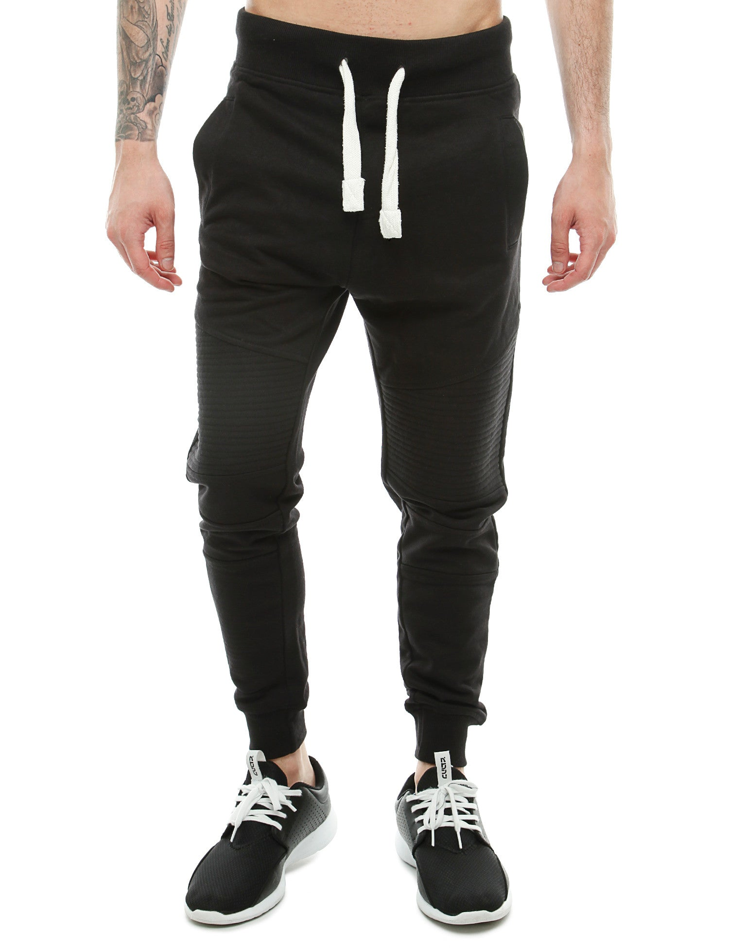 Balmo Sweatpant  Black