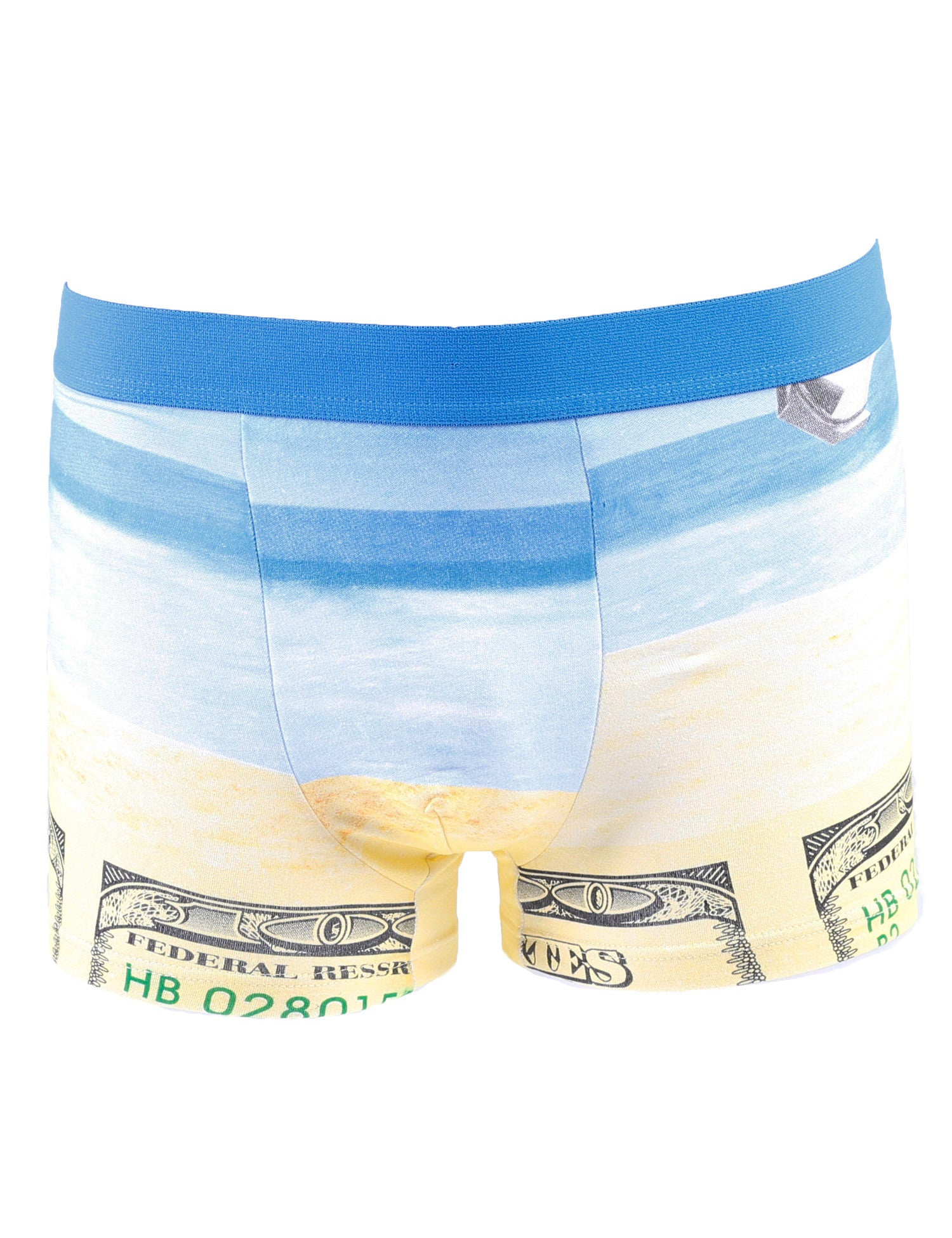 Crazyman Boxers 2419 Blue