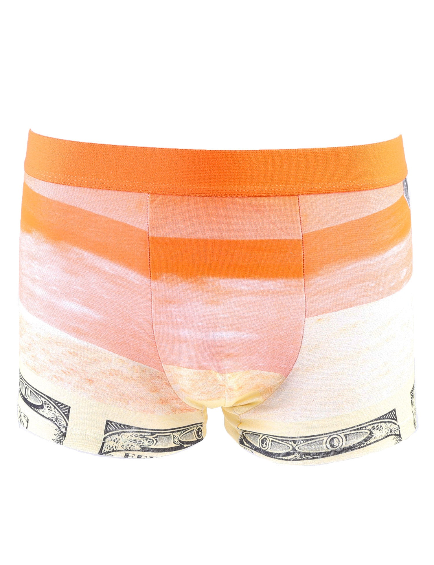 Crazyman Boxers 2419 Orange