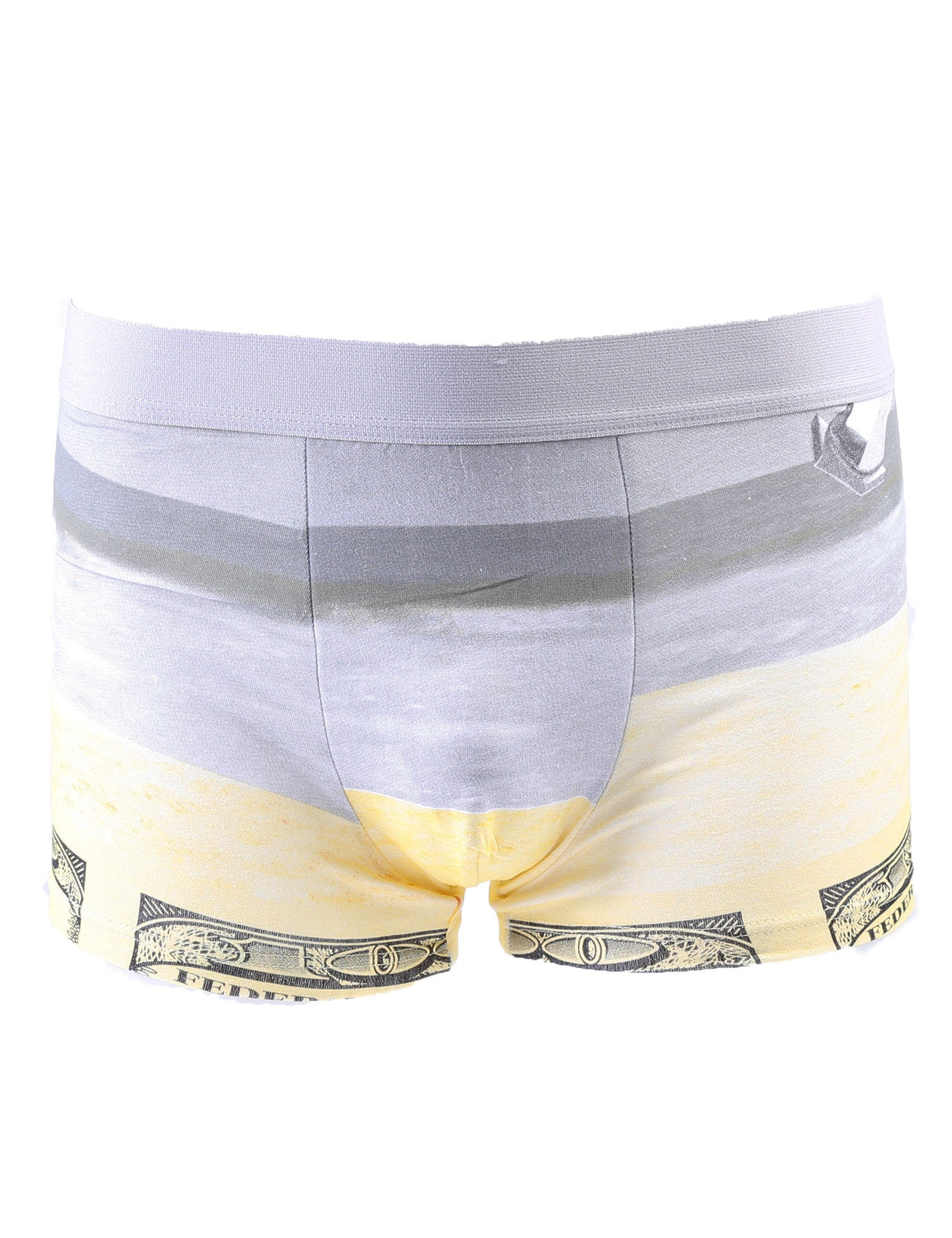 Crazyman Boxers 2419 Grey