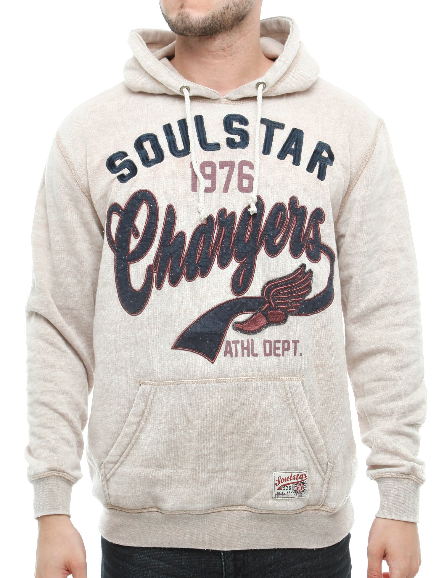 Soul Star MSW Farnsworth Sweater Beige