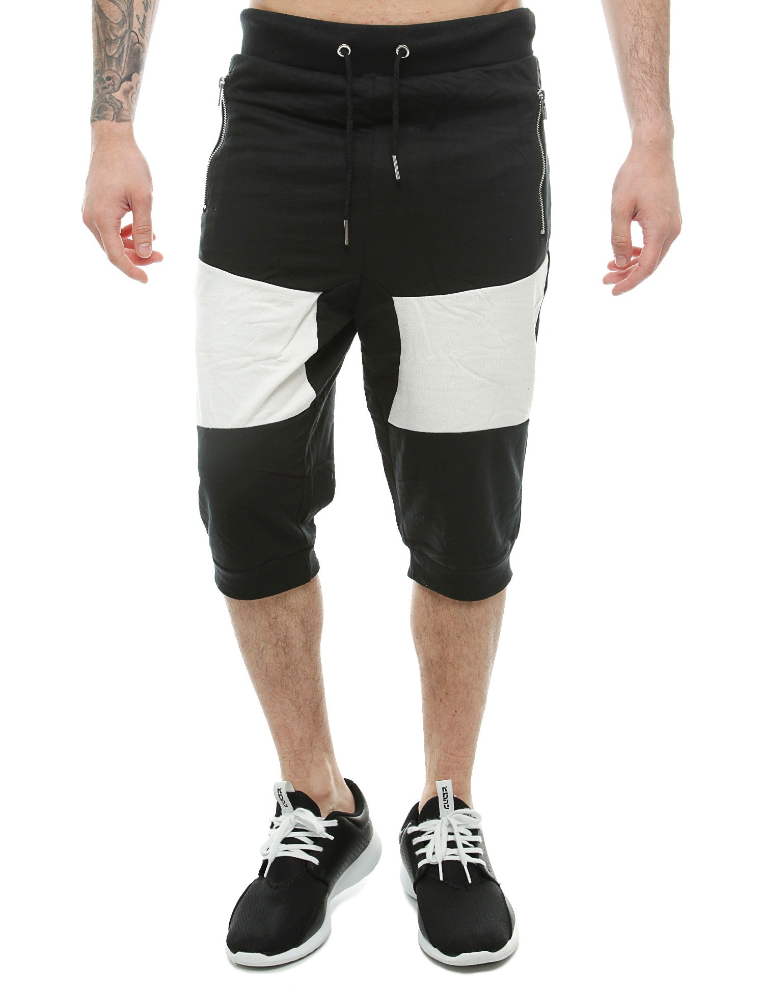 Soul Star MST Manta Shorts Black