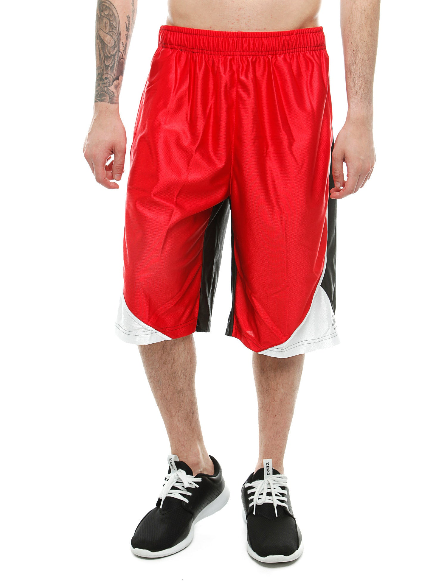 Southpole Shorts 16121-3872S Red