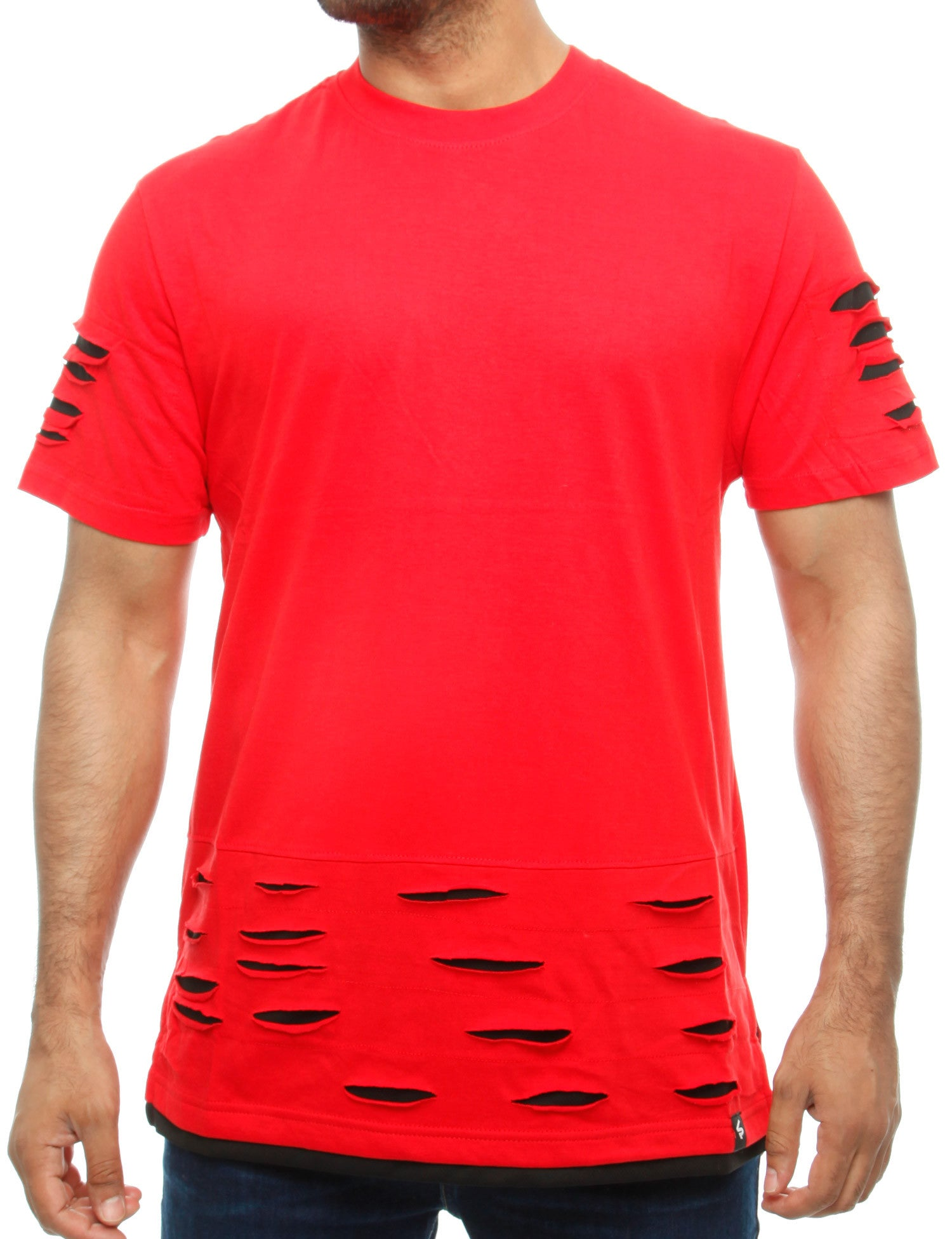 Southpole T-Shirt 16121-1470 Red