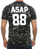 French Fashion T-Shirt 85014 Black