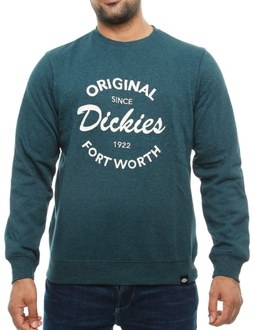 Dickies ARMONA Crewneck 02 200126 Blue