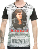 Blackrock Scarface Bill 6111099 T-shirt Black
