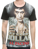 Blackrock Scarface Money 6111098 T-shirt Black