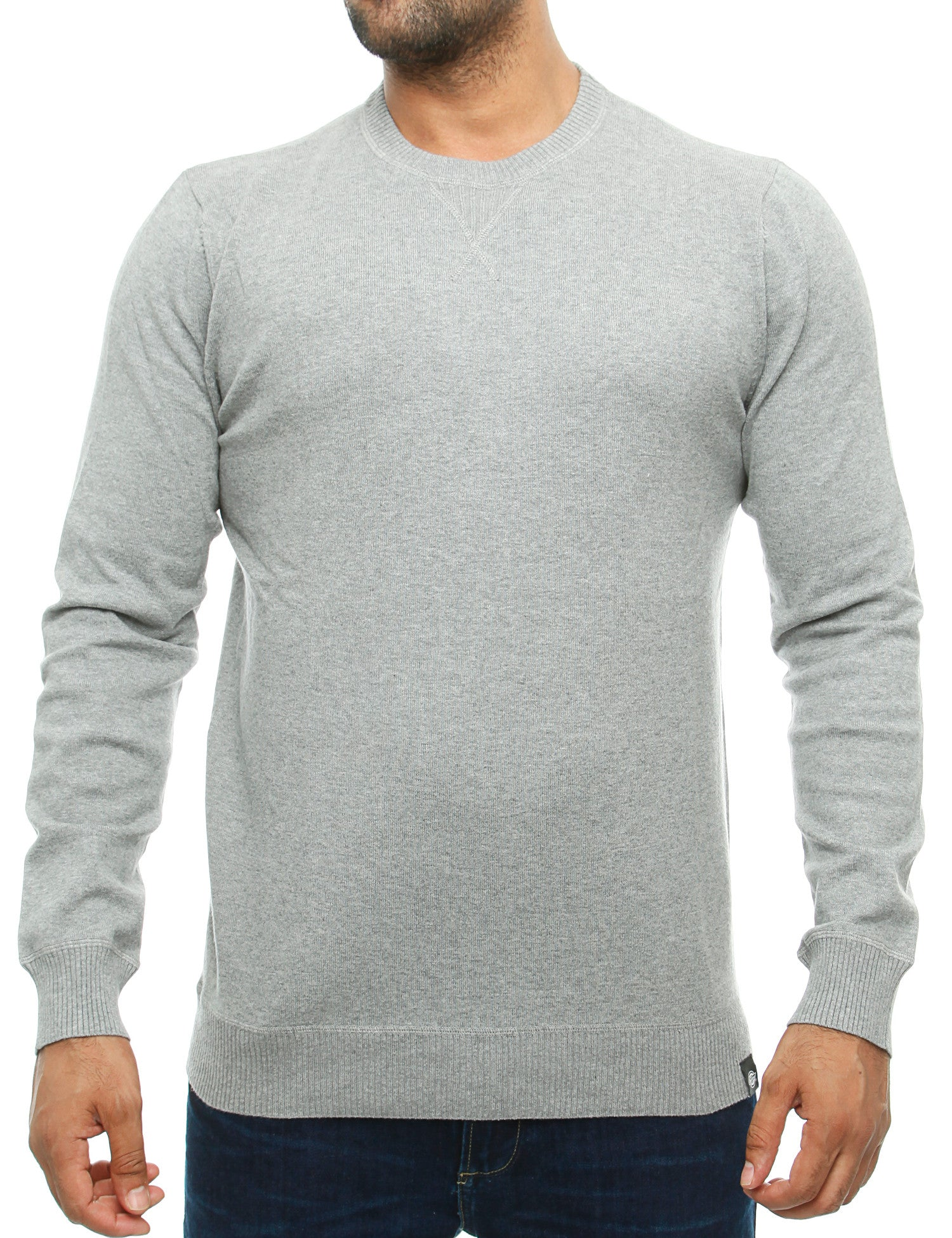 Dickies Myrtle Grove Crewneck 04 200085 Grey