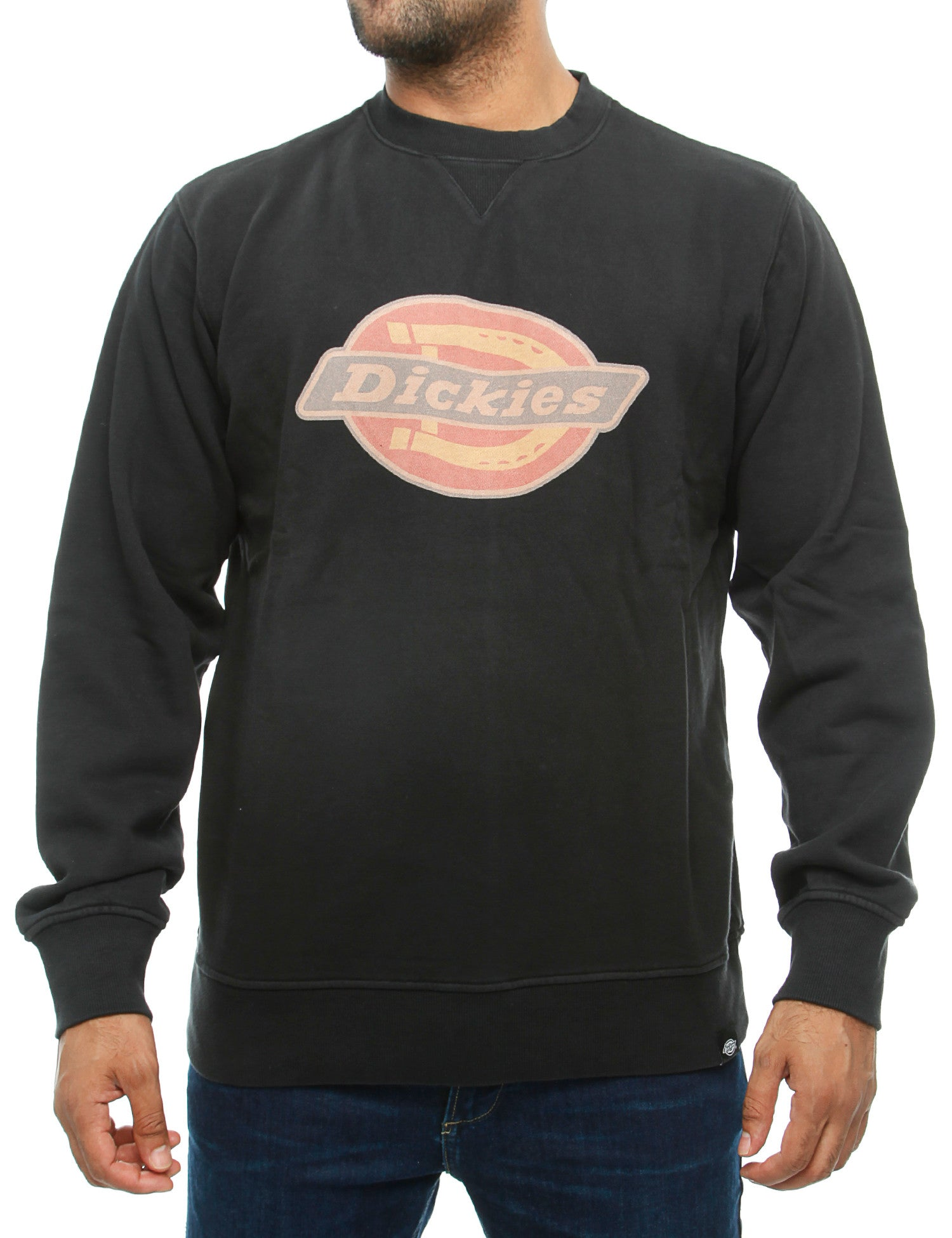 Dickies HS Sweat Crewneck 02 200112 Black