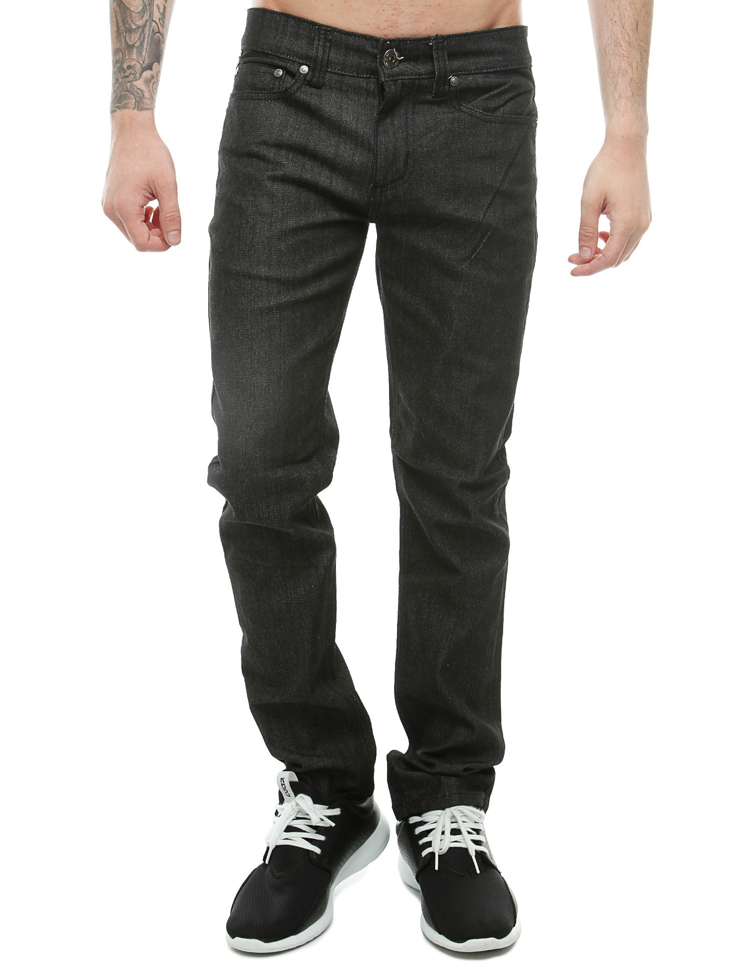 Royal Blue Jeans 8015 Raw Black