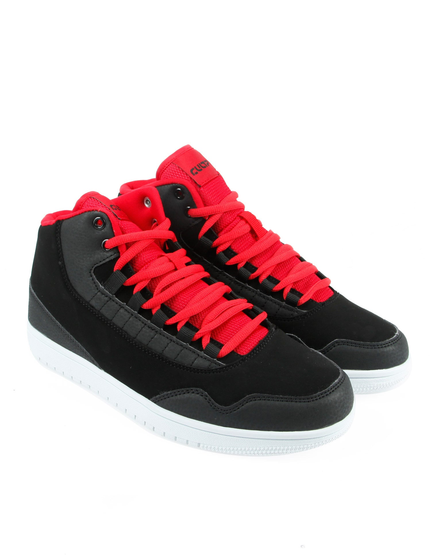 Cultz Shoes 860309-2M Black Red