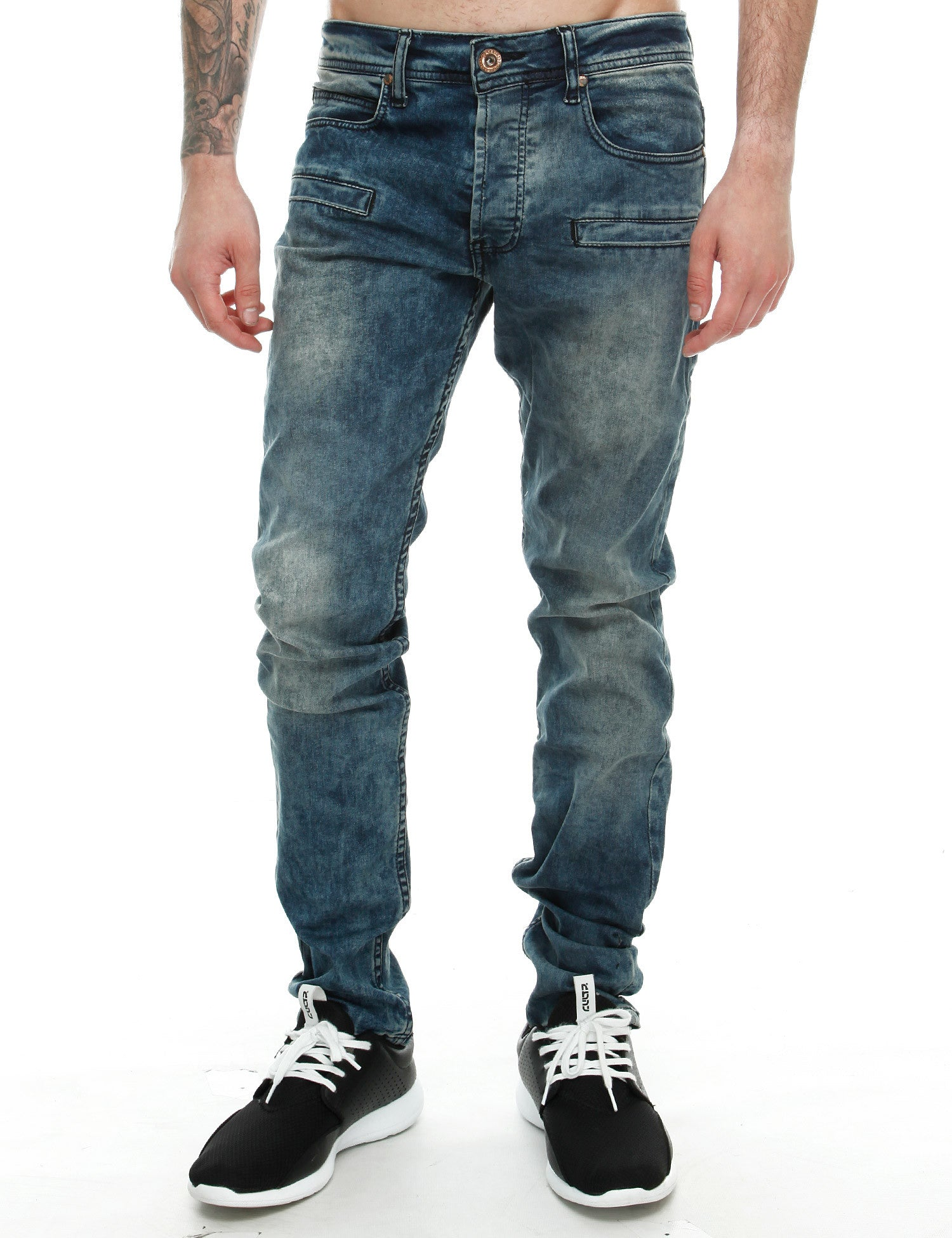 Free Side Kloser Jeans Blue