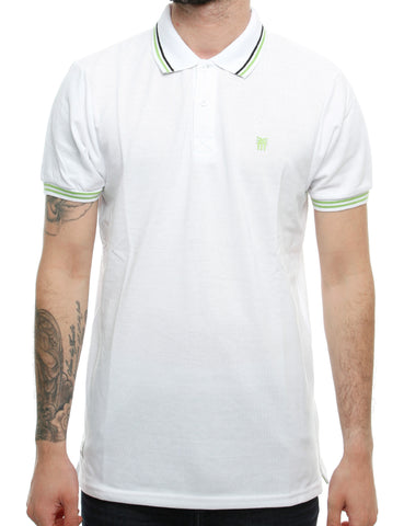 Fenchurch BLACKWALL Polo Shirt NSK00021 Optic White