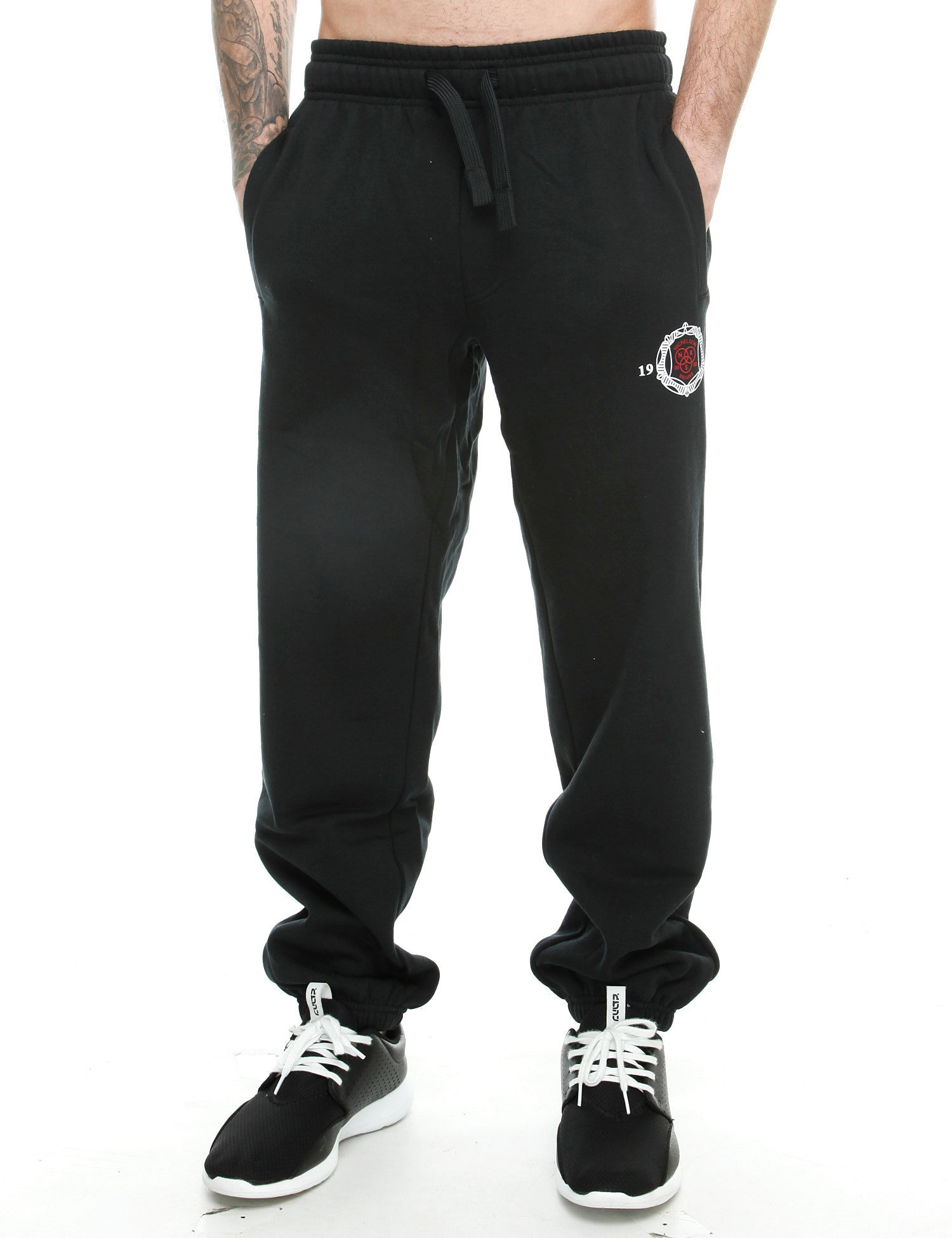 Nickleson Brentwood Sweatpant RSK00035 Antracite Black