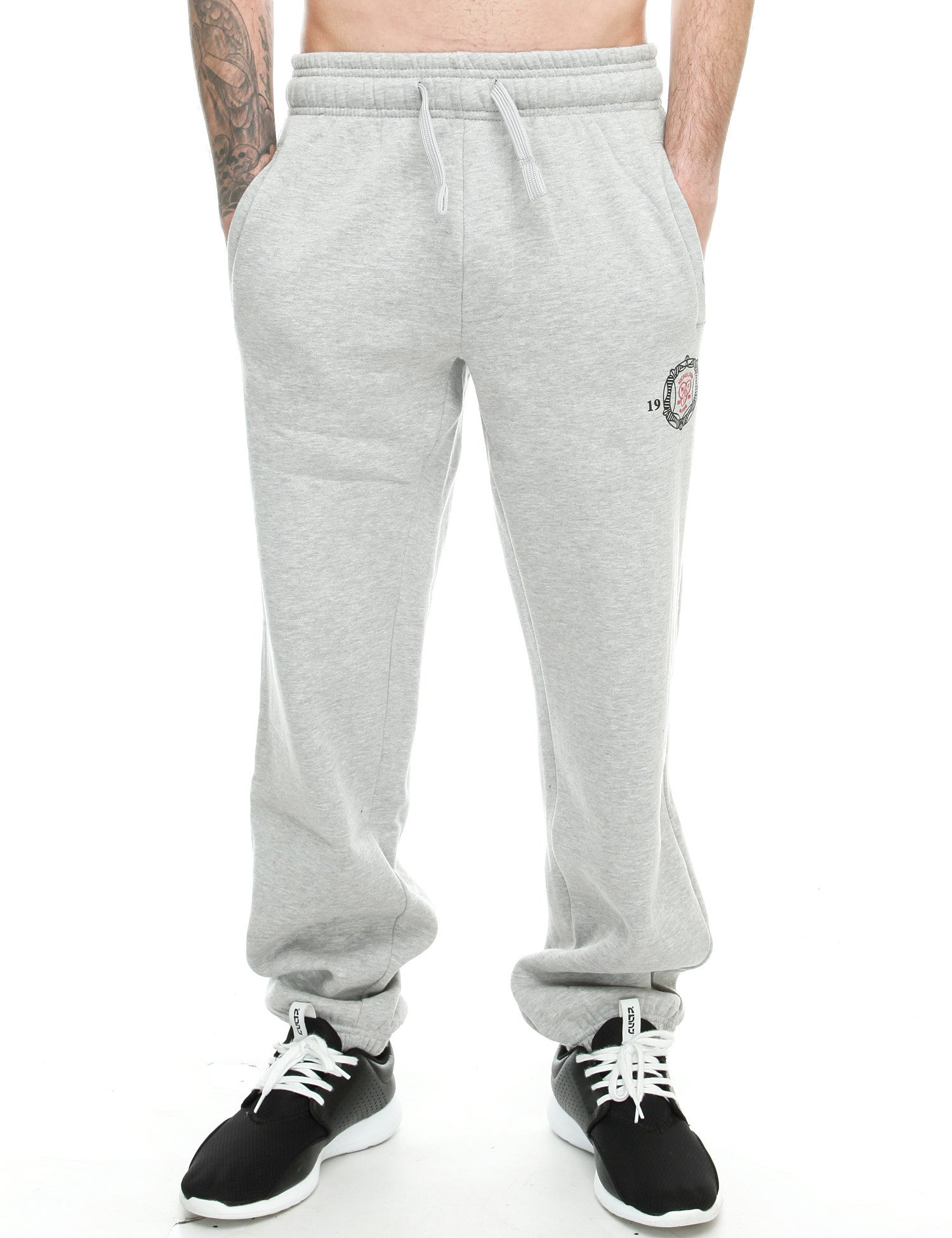 Nickleson Brentwood Sweatpant RSK00035 Grey