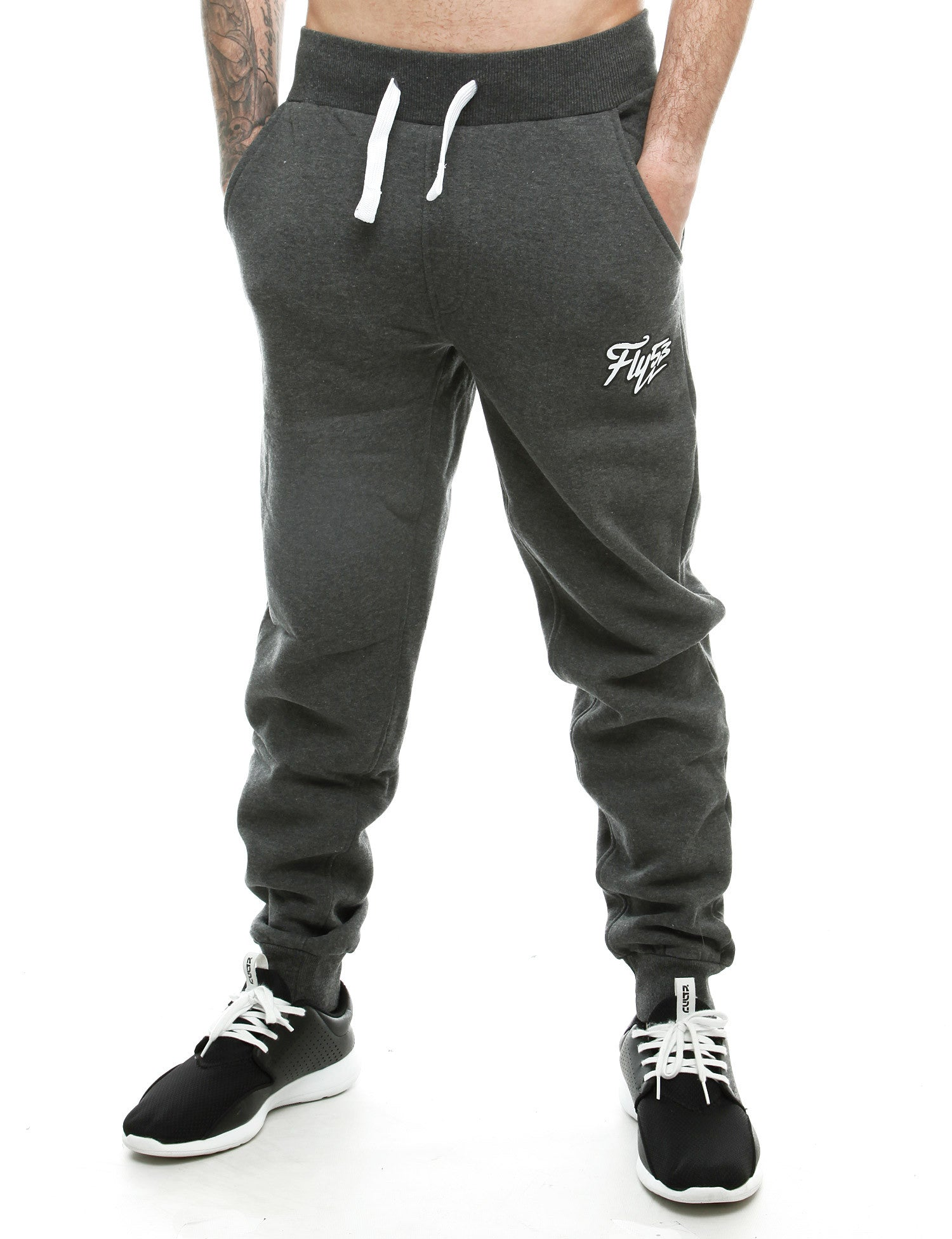 Fly 53 Rotherite Sweatpant FSK00317 Grey