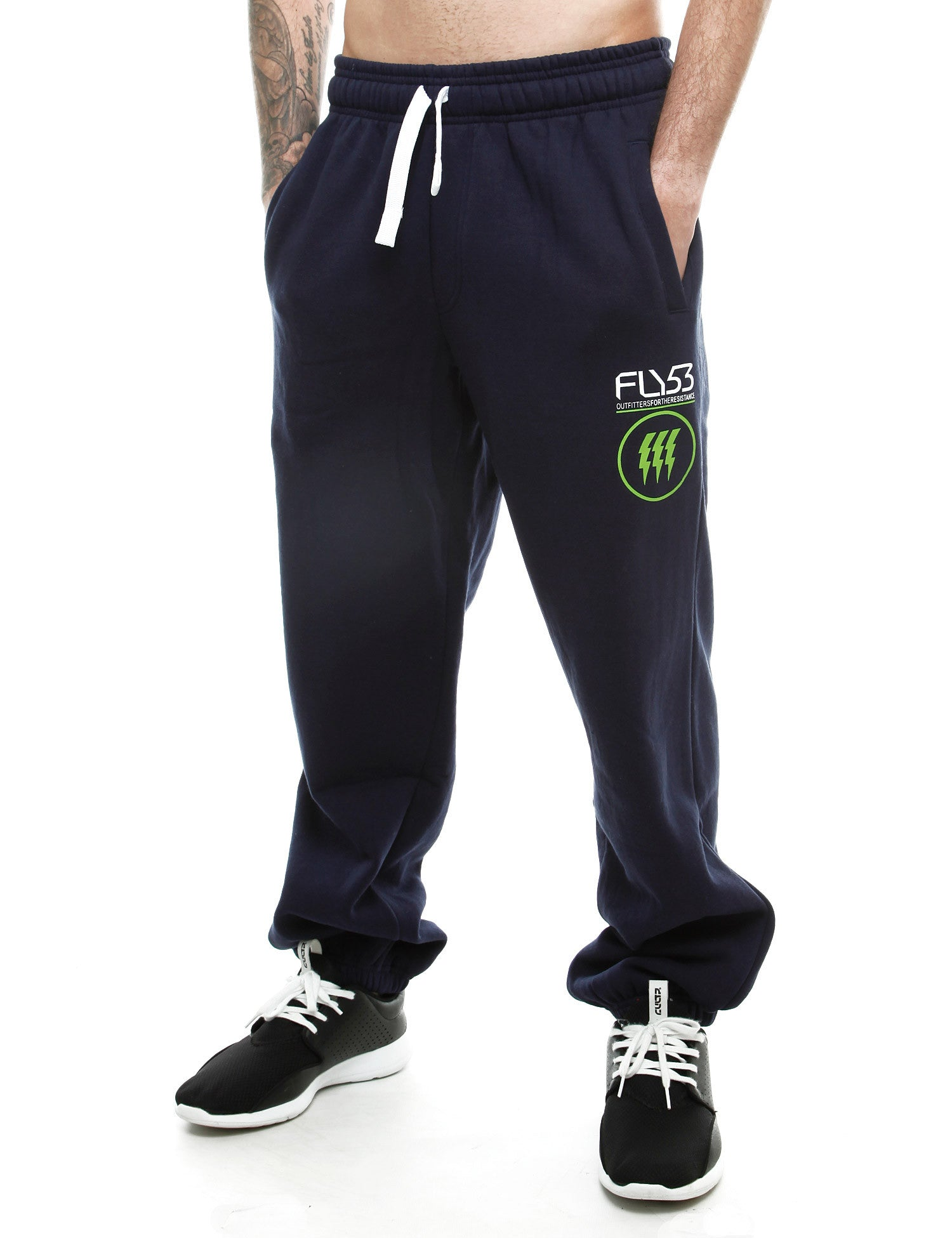 Fly 53 Canary Sweatpant FSK00319 Navy