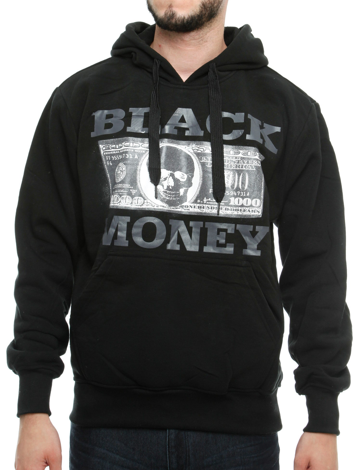Korex Black Money Hoody K2 Black