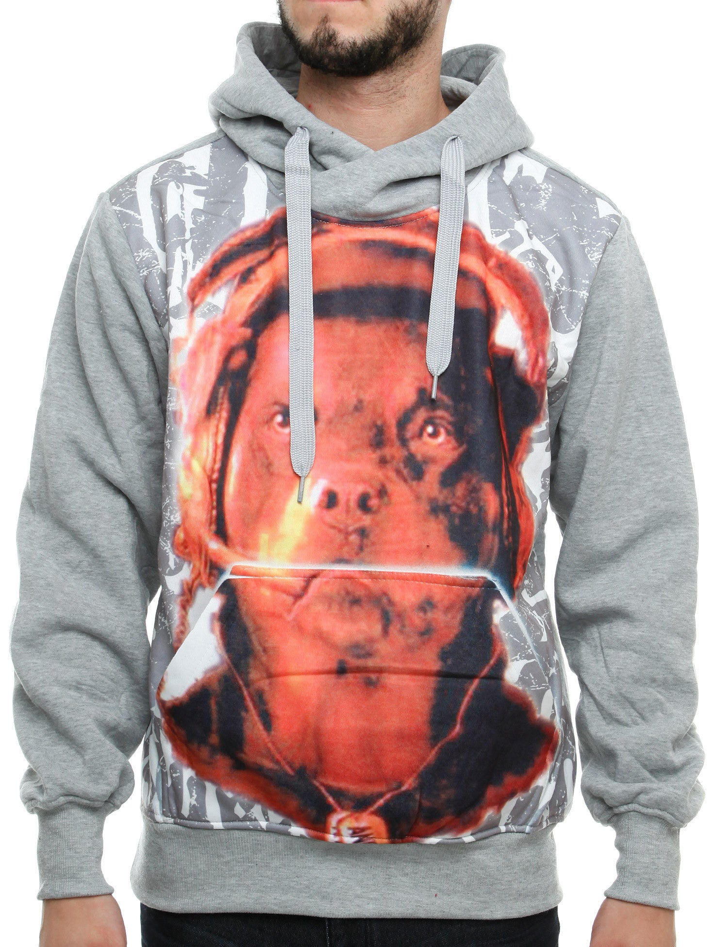 Korex Dog Money Hoody K3 Grey