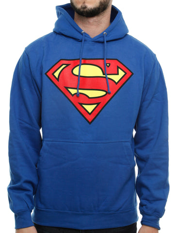 Heroes Hoody Superman SUH02 Blue