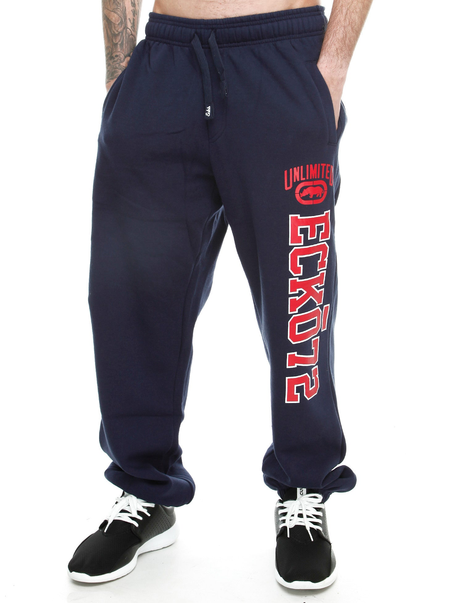 Image of Ecko Vogue Sweatpant ESK03646 Peacoat Navy
