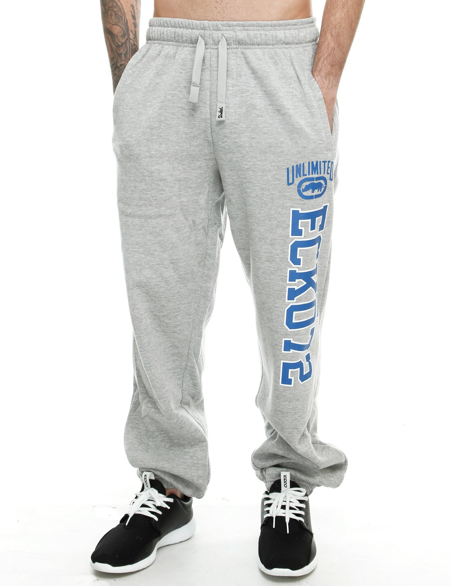 Image of Ecko Vogue Sweatpant ESK03646 Ath Grey