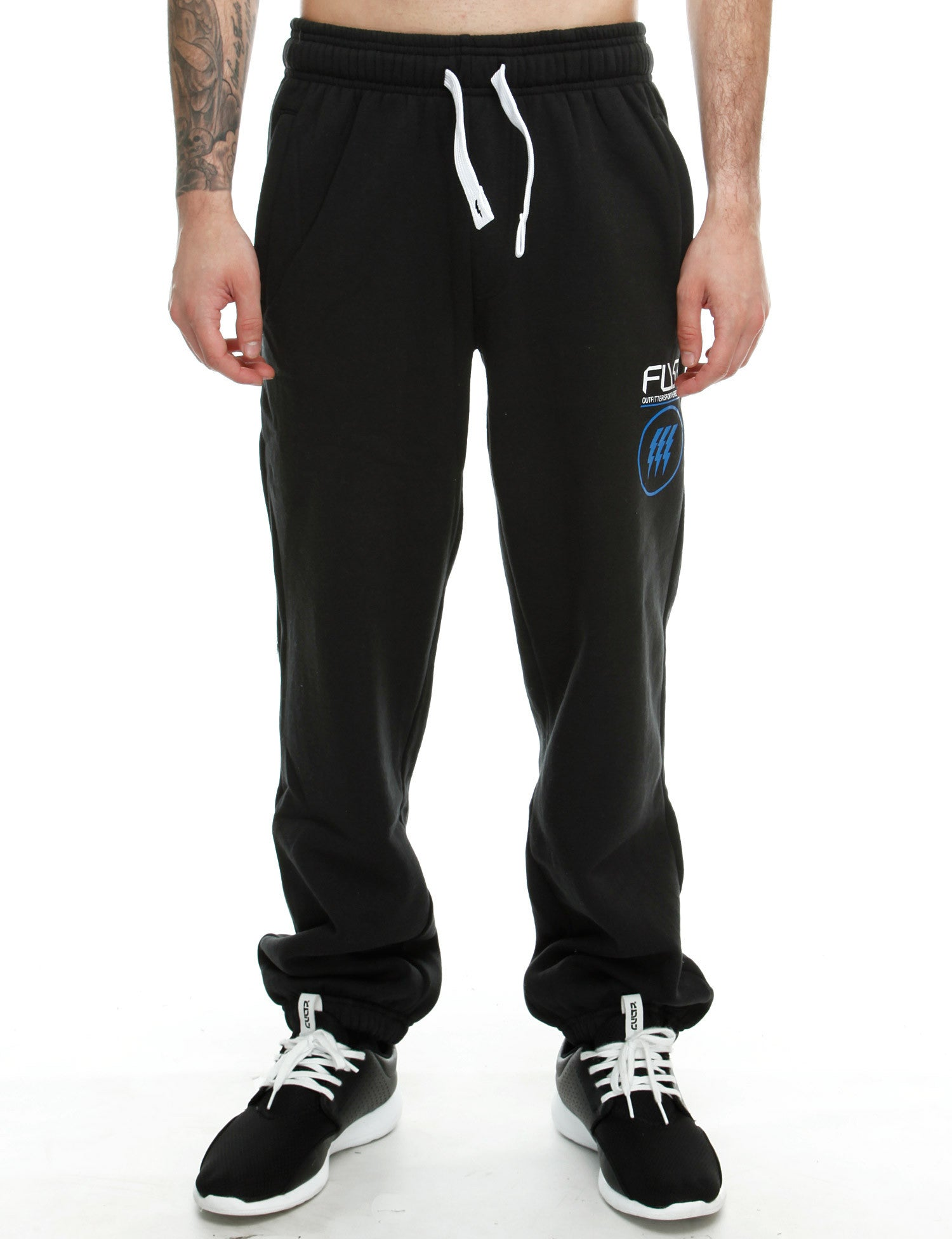 Fly 53 Canary Sweatpant FSK00319 Anthracite Black