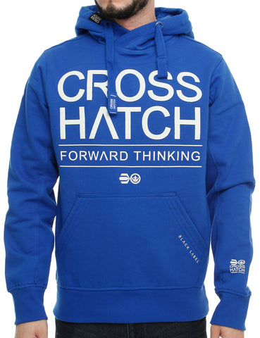 Crosshatch WILBUR Hoody CH2E109770 Royal Blue
