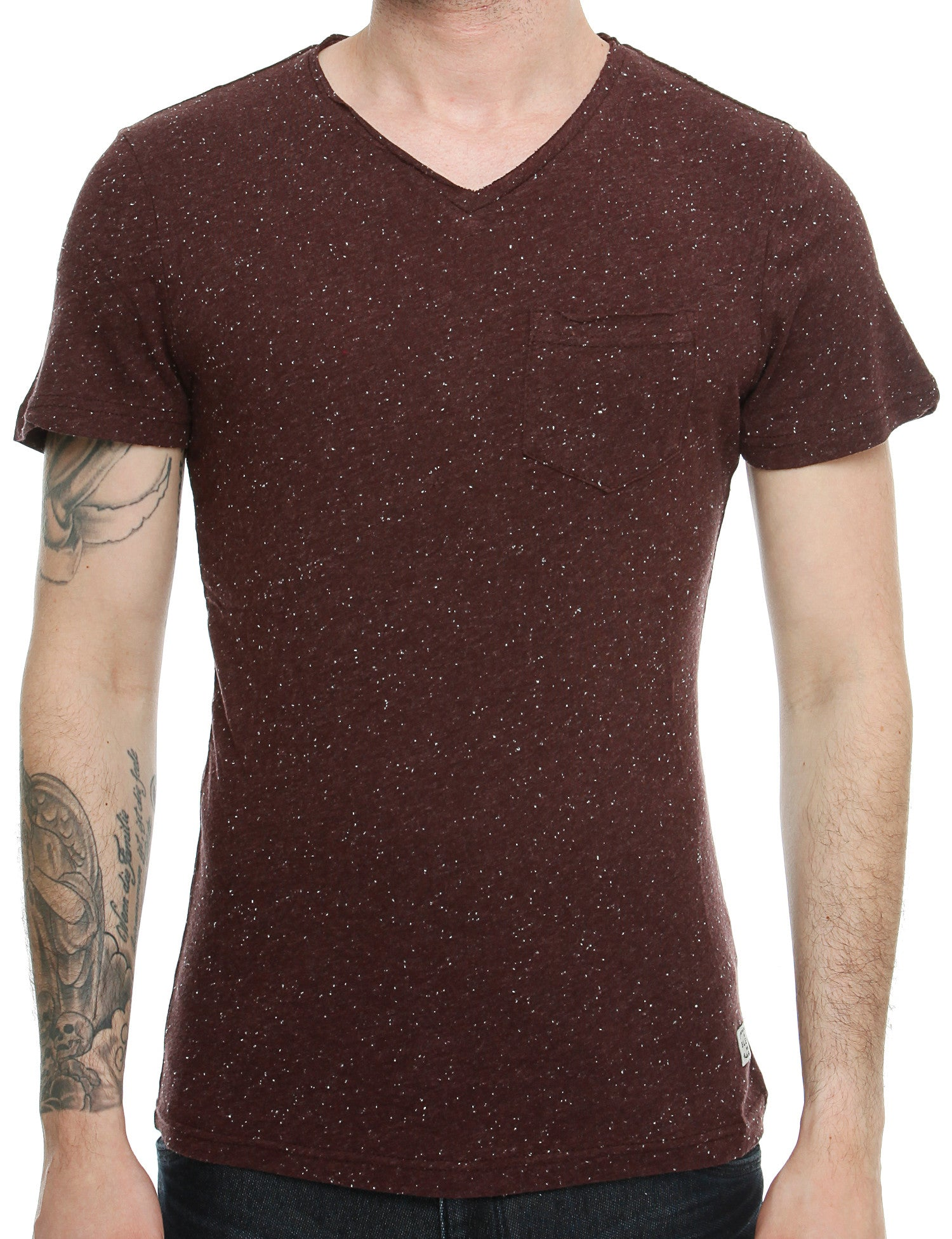 Blend T-Shirt 20701409 Red