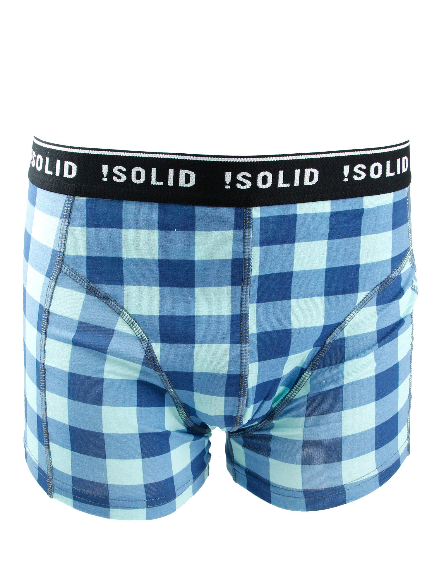 Solid Darren Boxershorts 6161711 Canal Blue