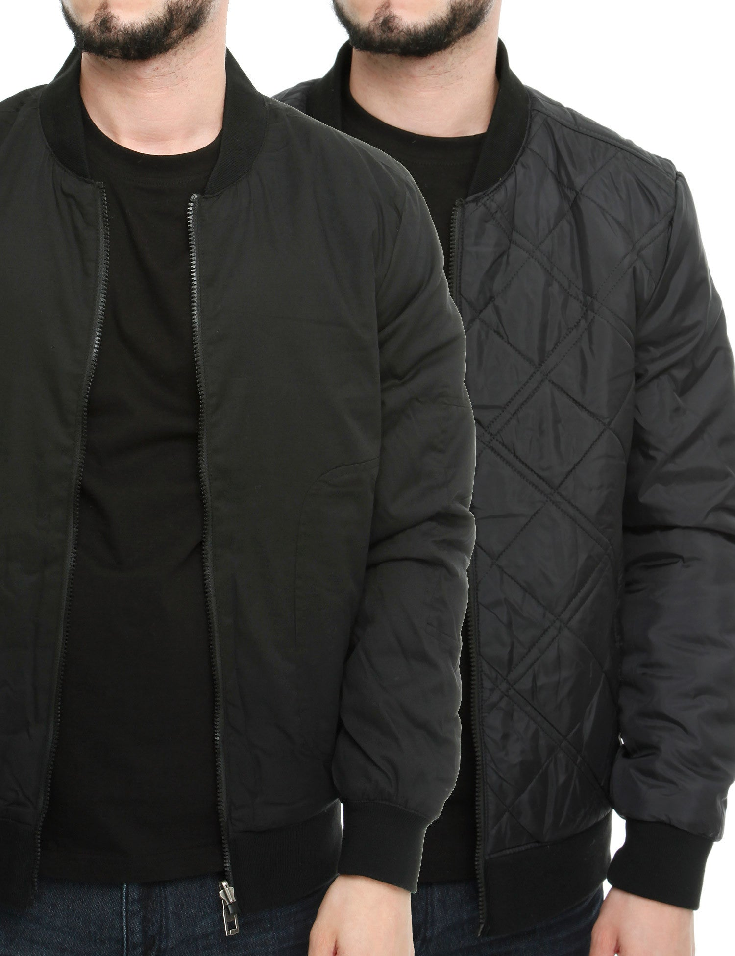 SK-5 SK-REV Reversible Jacket Black