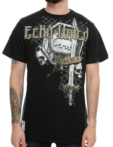 Ecko SHIELD RAGE T-Shirt Antracite Grey