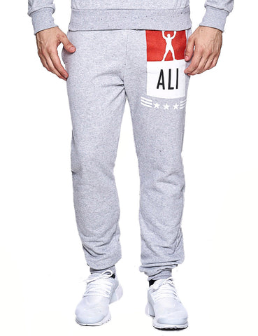 Ali Win Sweatpant 666 H. Grey