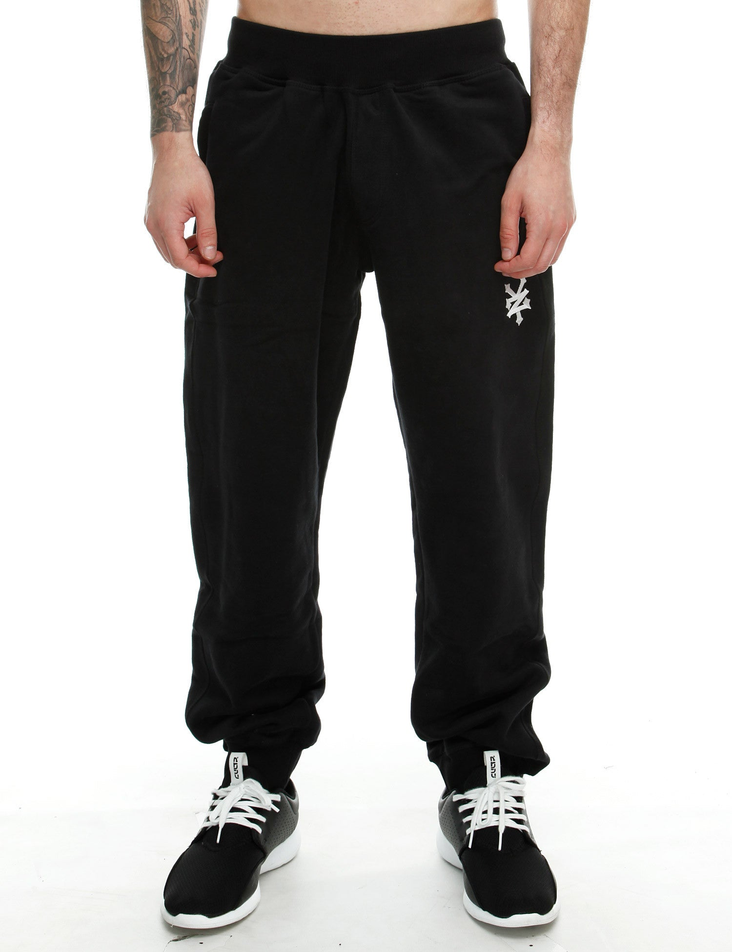 Zoo York Rutgers Sweatpant Z7N00077 Anthracite Black