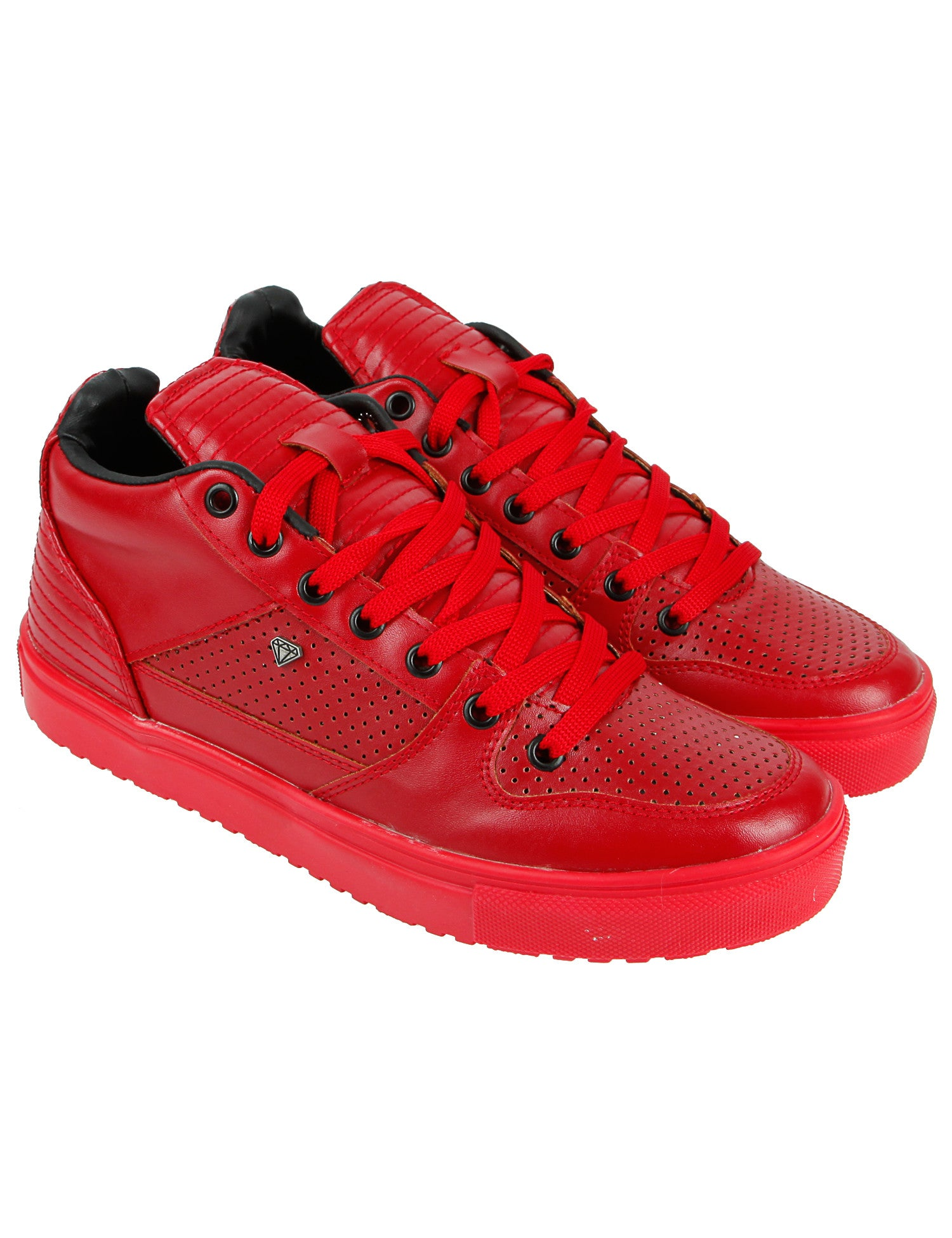 Cash Money Sneakers CMS9 Sunday Red