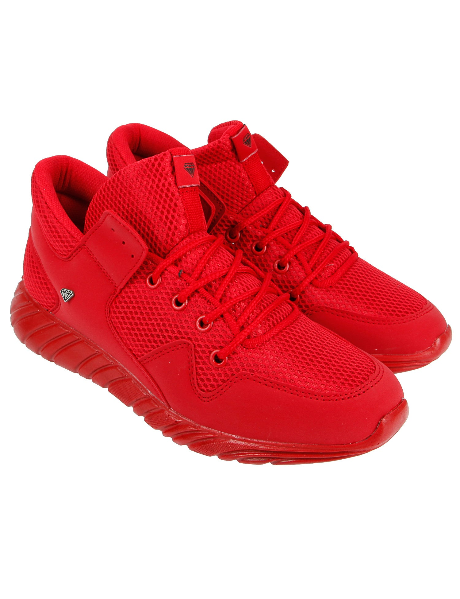 Cash Money Sneakers CMS64 Full Red