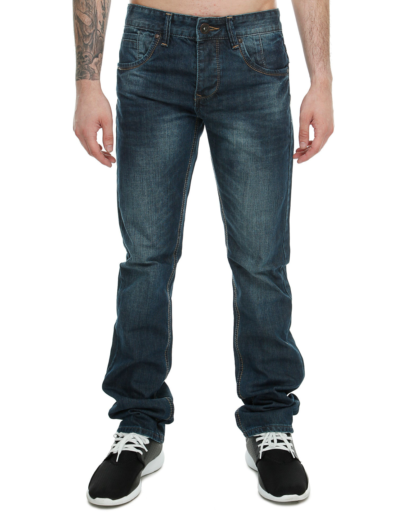 Rivaldi Slim Fit Jeans Conner Blue
