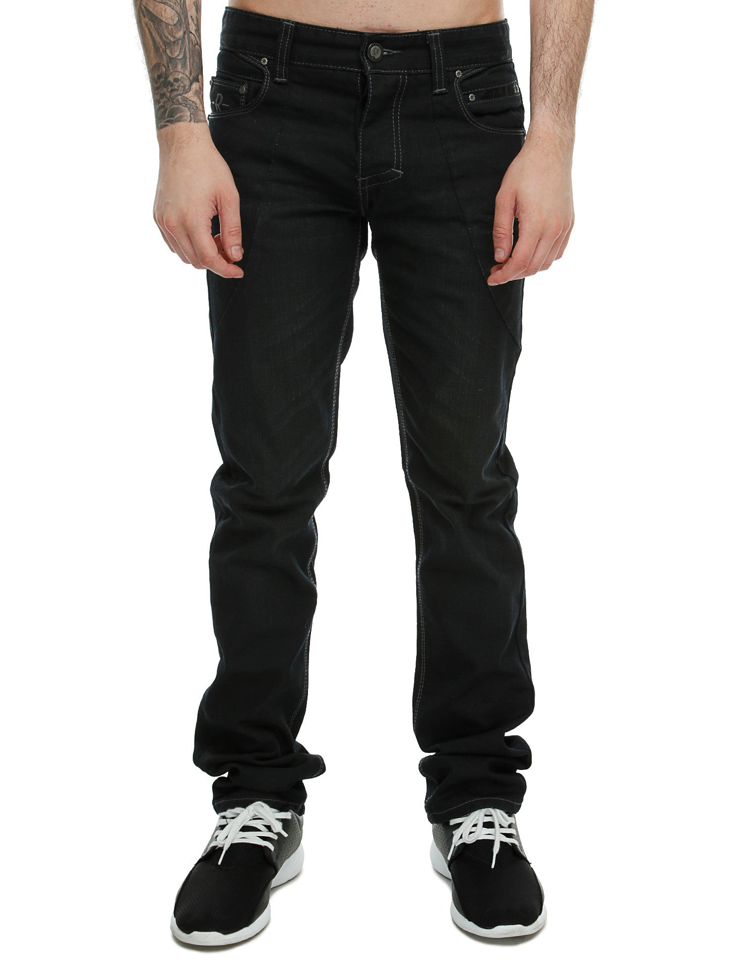 Rivaldi Slim Fit Jeans CIRPO Black