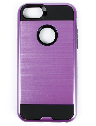 Metal Case for iPhone 6 & 7 HYB22-IPH7PPBK Purple