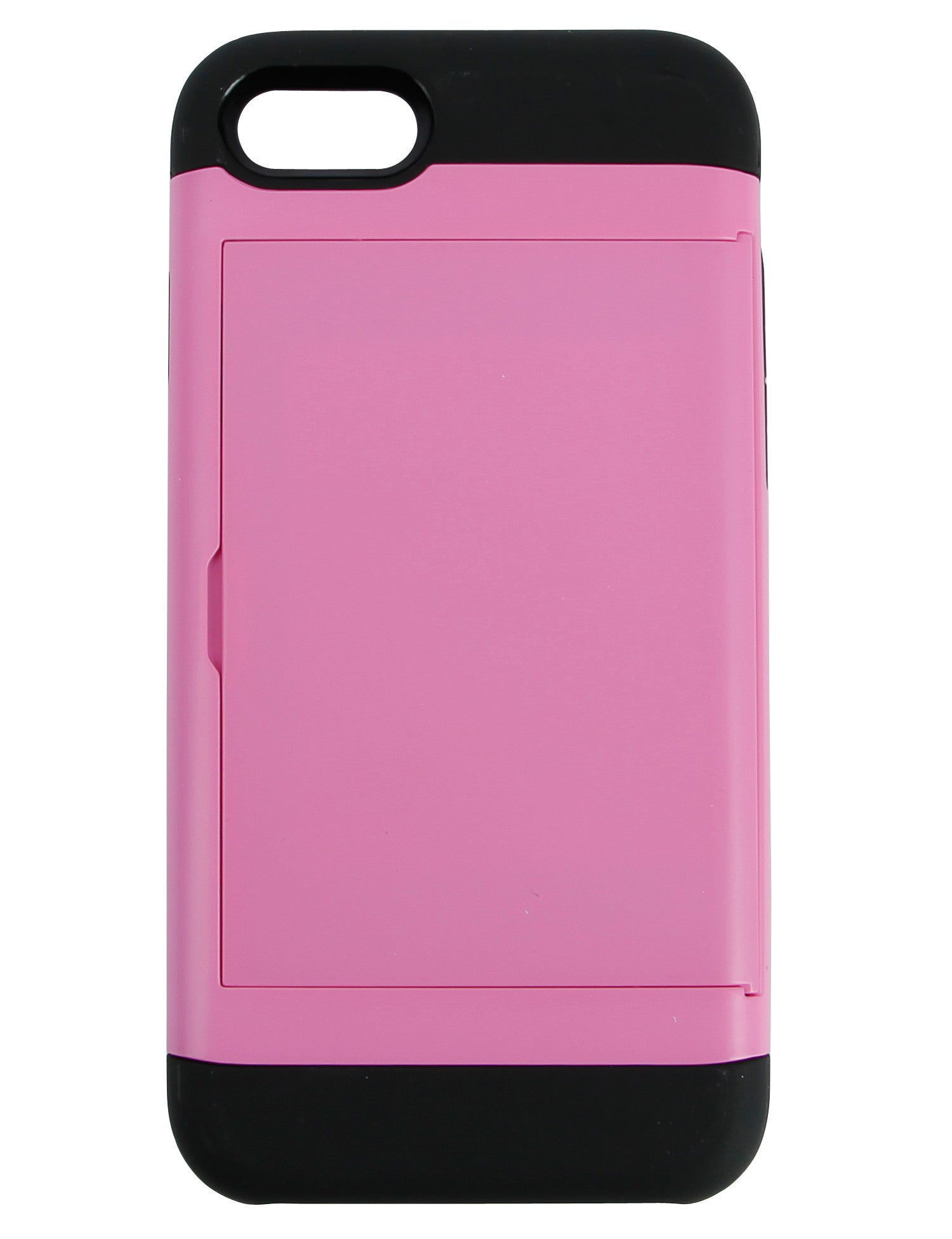 Image of Cardholder Case for iPhone 7 Pink