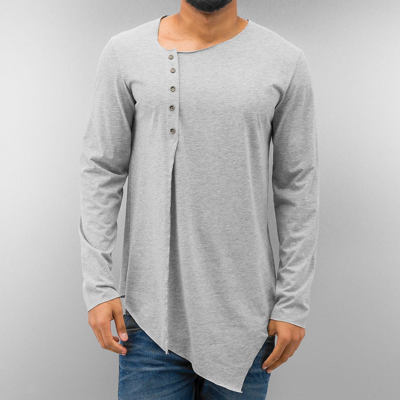 Just Rhyse Zyon T-Shirt  Grey