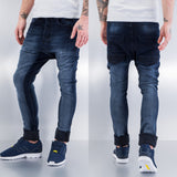 Just Rhyse Tight Antifit Jeans  Blue